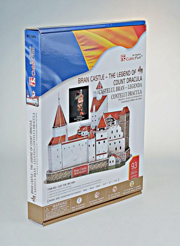 Castelul Bran, una din cele mai cunoscute clădiri din lume, va fi ...