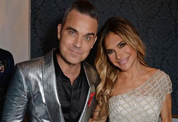 Robbie Williams și soția sa, Ayda Field