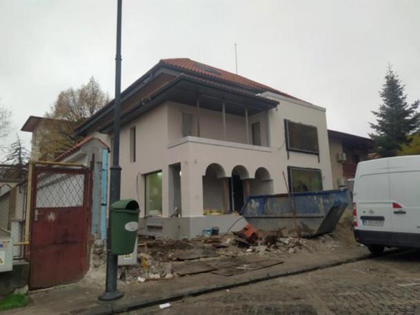 Vila din cartierul primăverii pe care Simona Halep a cumparat-o si o renovează